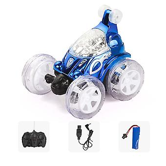 Funny Mini Rc Car Remote Control Toy 360 Degree Flip Electric Dancing Drift Mode
