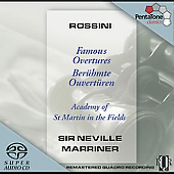 G. ロッシーニ - ロッシーニ: 序曲名曲集 [SACD] USA 輸入