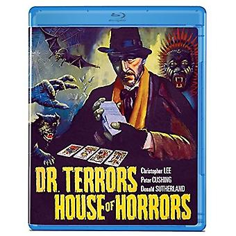 Dr Terror's House of Horrors [Blu-ray] USA import