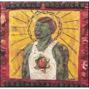 Neville Brothers - Brother's Keeper [CD] USA import