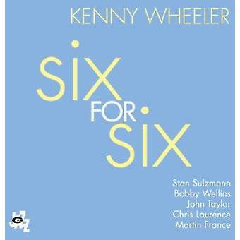 Kenny Wheeler - Six for Six [CD] USA import