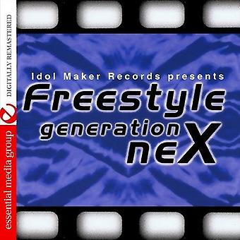 Idol Maker Records Presents Freestyle generazione N - Idol Maker Records presenta Freestyle generazione N [CD] USA importare