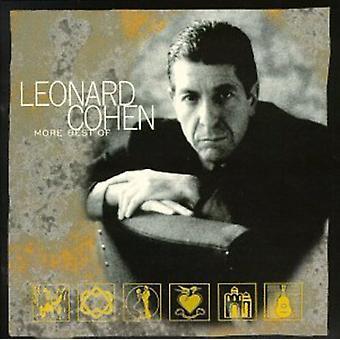 Leonard Cohen - mere bedste [CD] USA import