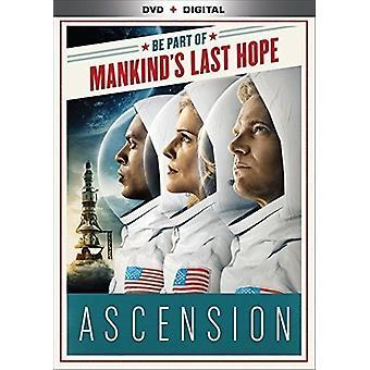 Importación de USA de ascensión [DVD]
