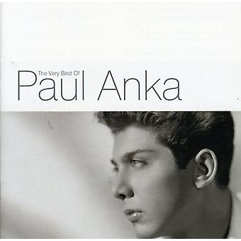 Paul Anka - zeer beste van Paul Anka [CD] USA import