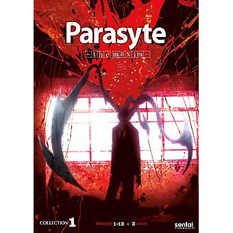 Parasyte - Maxim Collection 1 [DVD] USA import