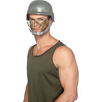 צבא קסדה צבא החייל קסדה צבאית תחפושת כובע GI