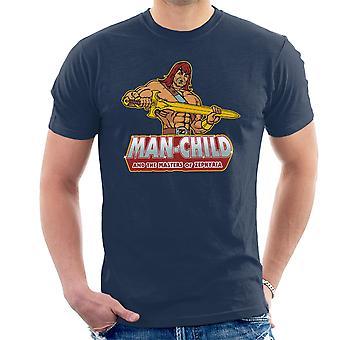 Man kind zoon van Zorn mannen T-Shirt