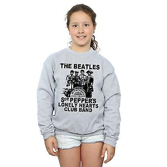 The Beatles Girls Lonely Hearts Club Band Sweatshirt