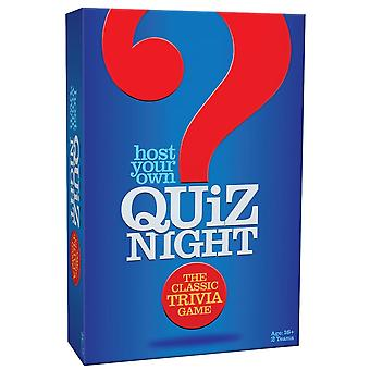 Cheatwell Games Host Your Own Quiz Night Trivia Game***