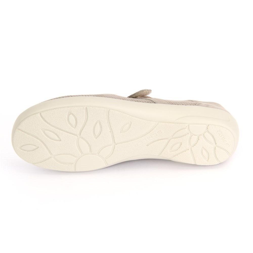 Semler Flora Panna Samt Metall F5085070028 universell hele året kvinner sko