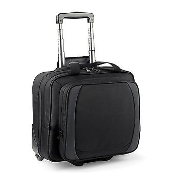 Quadra Tungsten Wheelie / Hand Luggage Compatible Bag (25 Litres)