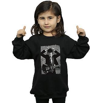 Meninas de AC/DC Angus Young angustiado foto moletom