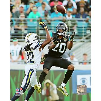 Jalen Ramsey 2017 Action Photo Print