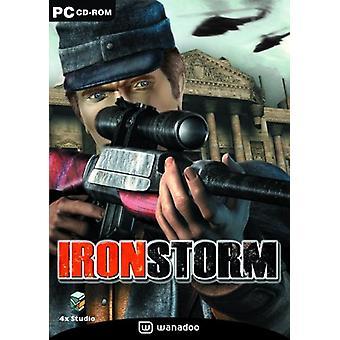 Iron Storm-nytt