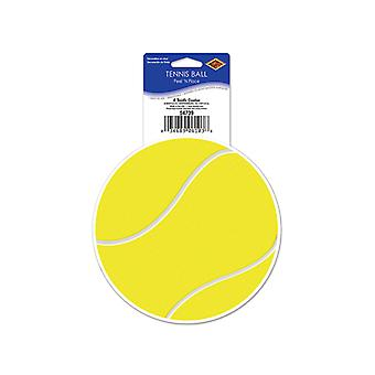 Tennis Ball Peel 'N plaats 5¼ ""
