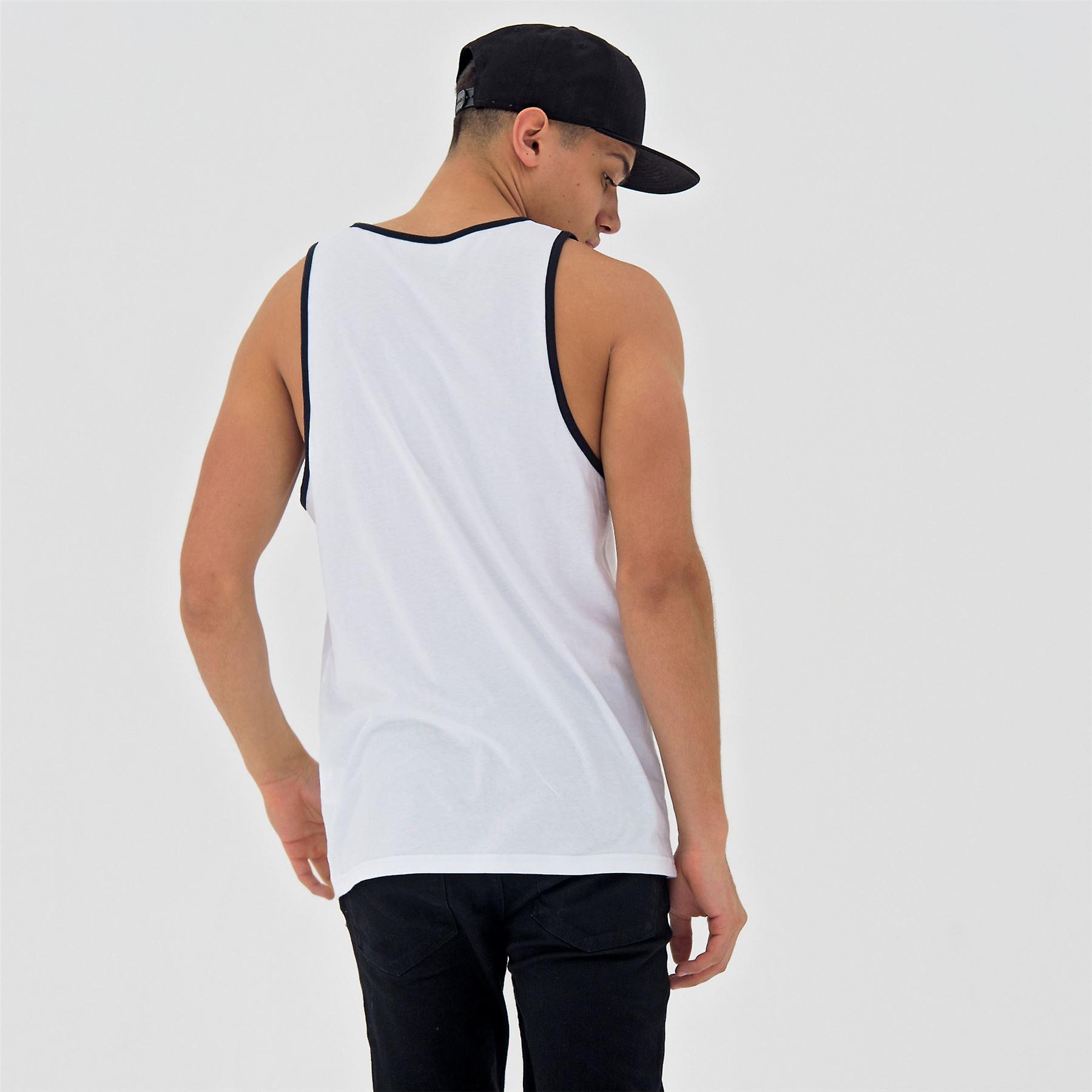 New Era Team Logo Tank T-Shirt ~ Brooklyn Nets