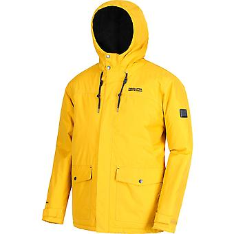 Regata Mens Syrus Hydrafort durável impermeável com capuz casaco jaqueta