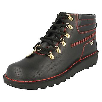 Mens Kickers Ankle Boots KH Hike Perf