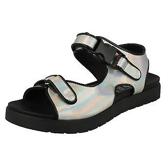 Hyvät alas maan rento sandaalit F10314