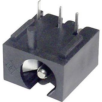 Econ collegare il connettore di alimentazione di bassa DCE4A Socket, montaggio orizzontale 2 mm 1/PC