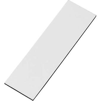 Conrad Components 549931 Magnetic pad White (L x W) 66 mm x 20 mm 1 pc(s)