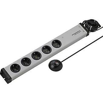 Ehmann 0206c00052381 Surge protection socket strip 5x Grey PG connector 1 pc(s)