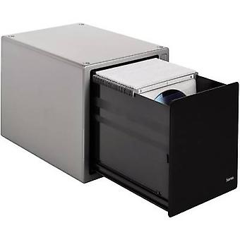 Hama Magic Touch 80 CDs/DVDs Lockable Storage Cabinet