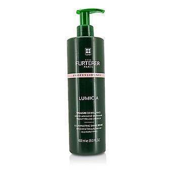 Rene Furterer Lumicia Illuminating Shine Rinse - All Hair Types (salon Product) - 600ml/20.2oz