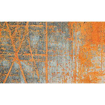 tvätt + torra rustika tvättbar matta