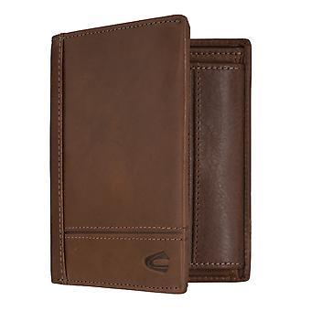 Sac à main camel active mens wallet portefeuille brun 7304