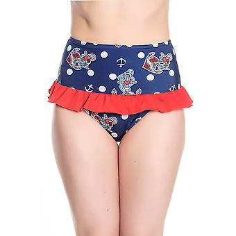 Bodems van de Hell Bunny St Tropez Bikini S