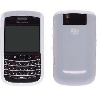 OEM Blackberry BOLD 9650, Tour 9630 Silikonisuoja - valkoinen