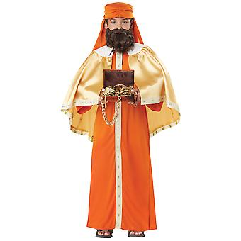 Gaspar The Wise Man Three King Christmas Biblical Religious Boys Costume