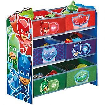 Plank Load plannen speelgoedwinkel PjMasks Superpigiamini