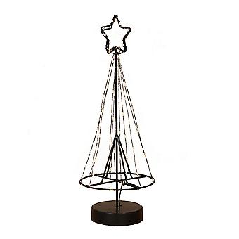 Light Glow LED Small Christmas Tree Decoration