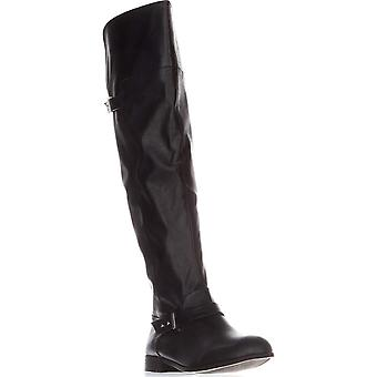 Bar III Womens Daphne Closed Toe Knee High Fashion Boots