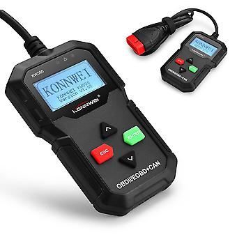 KONNWEI KW590 OBD2 foutcodelezer diagnostiek voor auto