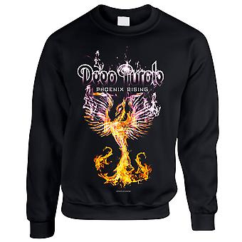 Deep Purple-Phoenix Rising Sweatshirt Sweatshirt
