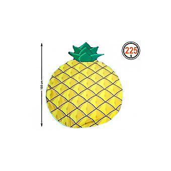 Sæsonvarer ananas Strandhåndklæde