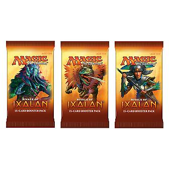 Magic The Gathering Rivals Of Ixalan Booster 3-Pack. Game Cards