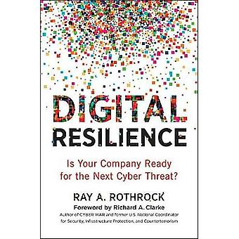 Digital Resilience - Is Your Company Ready For The Next Cyber Threat?
