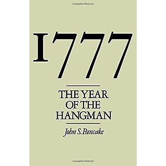 1777 - el año del Hangman (nueva edición) por John S. Pancake - 9780