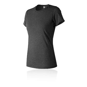 New Balance Heather Tech Crew Damen Running T-Shirt