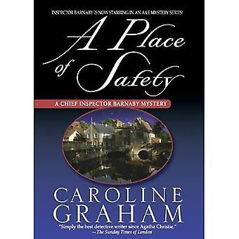 Um lugar de segurança: um romance de Barnaby inspetor chefe