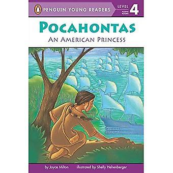 Pocahontas: Une princesse américaine (tous à bord de lecture)
