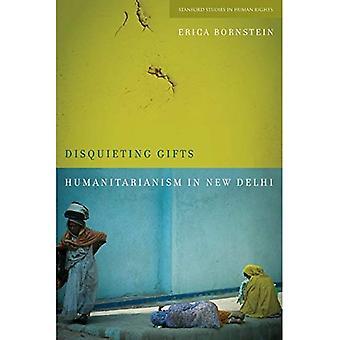 Foruroligende gaver: Humanisme i New Delhi