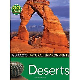Deserts (Go Facts: Natural Environments)