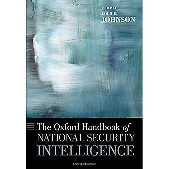 O manual de Oxford de inteligência de segurança nacional