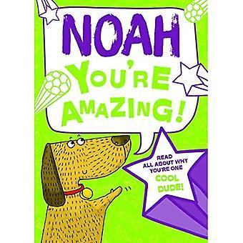 Noah - vous êtes incroyable!: Lisez tout sur pourquoi tu es un mec Cool!